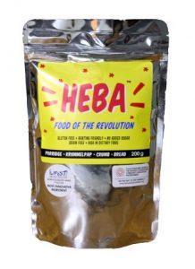 Heba pap faithful to nature