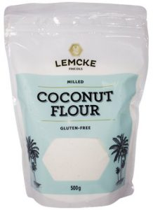 Lemcke Coconut Flour faithful to nature