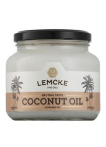 Lemcke Neutral Taste (Odourless) Coconut Oil Faithful to Nature