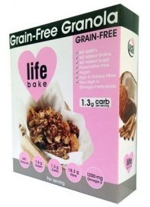 Life Bake Grain-Free Granola Faithful to nature