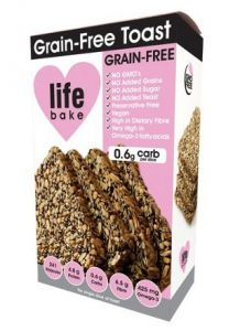 Life Bake Grain-Free Toast Faithful to nature