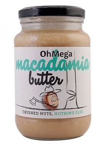 Oh Mega Macadamia Nut Butter Faithful to nature