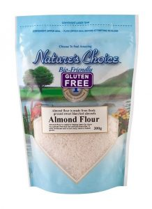 faithful to nature almond flour