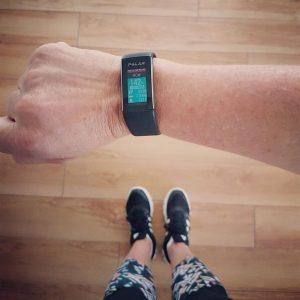 fitness device polar sharon atkins blog